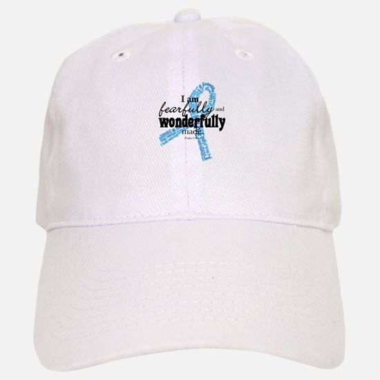 Fearfully made Blue ribbon Baseball Baseball Cap