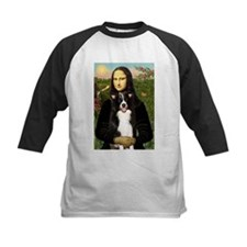 Mona/Border Collie Tee