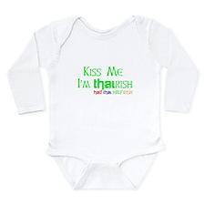 THAIRISH! Half Thai Half Irish Baby Suit