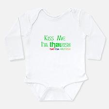 THAIRISH! Half Thai Half Irish Long Sleeve Infant