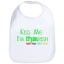 THAIRISH! Half Thai Half Irish Bib