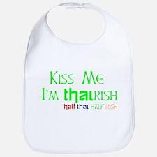 THAIRISH! Half Thai Half Irish Bib