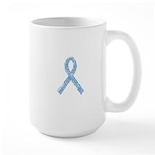 Trisomy 18 and 13 ribbon Mug