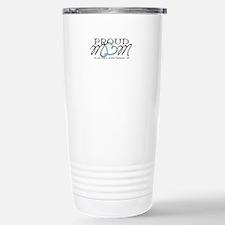 Proud T18 mom Stainless Steel Travel Mug