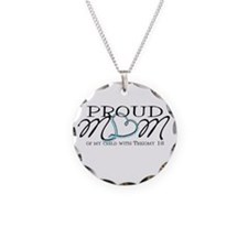 Proud T18 mom Necklace
