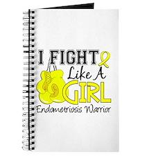 Licensed Fight Like A Girl 15.2 Endometrio Journal