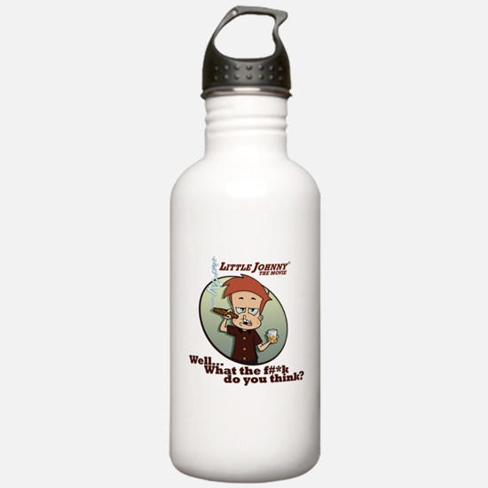 What the F#*k ... Water Bottle