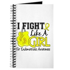 Licensed Fight Like A Girl 15.5 Endometrio Journal