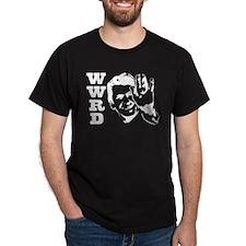 What Would Reagan Do Black T-Shirt