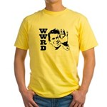 What Would Reagan Do Yellow T-Shirt