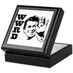What Would Reagan Do Keepsake Box