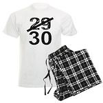 30th Birthday Gifts, 29 to 30 Men's Light Pajamas