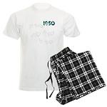 1950 Men's Light Pajamas