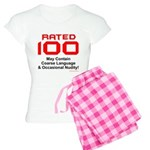 100th Birthday Women's Light Pajamas