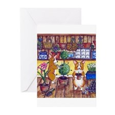 Potting Shed Greeting Cards (Pk of 10)