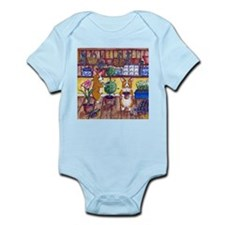 Potting Shed Infant Creeper