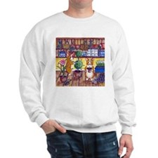 Potting Shed Sweater