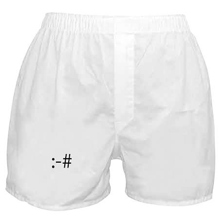 Braces Smilie Boxer Shorts