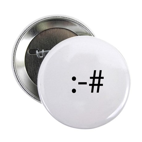 "Braces Smilie 2.25"" Button (100 pack)"