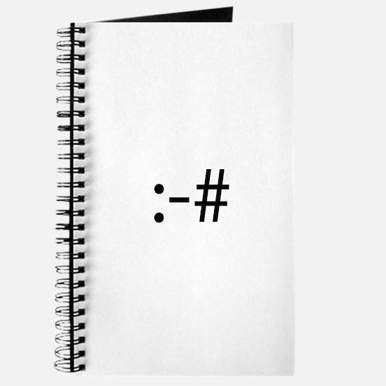 Braces Smilie Journal