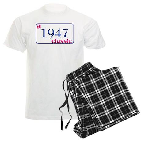 60th Men's Light Pajamas