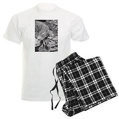 Komodo Dragon Pajamas