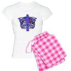 Rib Cage Pajamas