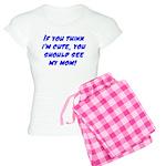 Cute Women's Light Pajamas