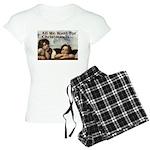 Raphael Christmas Women's Light Pajamas