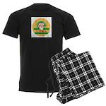 Libra Men's Dark Pajamas