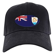Anguilla Flag Baseball Hat