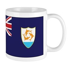 Anguilla Flag Mug