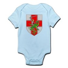 St. George & Dragon Infant Bodysuit