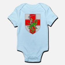 St. George & Dragon Infant Bodysuit