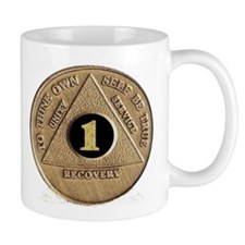 1 YEAR COIN Small Mug