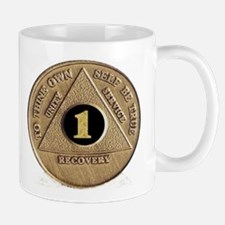 1 YEAR COIN Small Small Mug