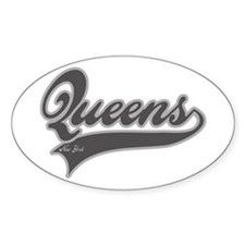 QUEENS NEW YORK Decal