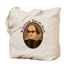 Shakespeare Ides Of March Tote Bag