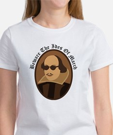 Shakespeare Ides Of March Women's T-Shirt