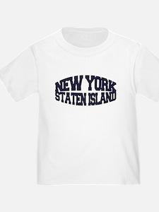 NEW YORK STATEN ISLAND T