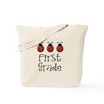 1st Grade Teacher Best Teacher Gift Tote Bag