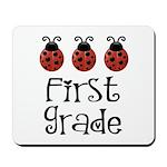 1st Grade Teacher Best Teacher Gift Mousepad