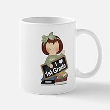 Best Teacher Gift 1st Grade Mug