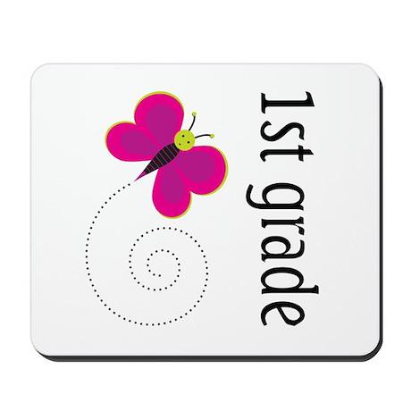 New Teacher Gift 1st Grade Mousepad