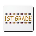 1st Grade Teacher Best Teacher Gift Mousepad