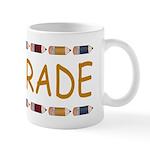 1st Grade Teacher Best Teacher Gift Mug