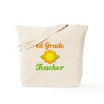 Best Teacher Gifts 1st Grade Teacher Tote Bag