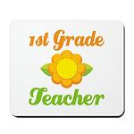 Best Teacher Gifts 1st Grade Teacher Mousepad