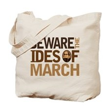 Ides Of March Shakespeare Quote Tote Bag