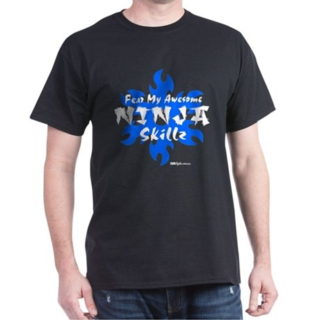 Ninja Skillz Black T-Shirt